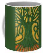 Primitive Tree Coffee Mug