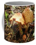 Prince Agaricus Mushroom Coffee Mug