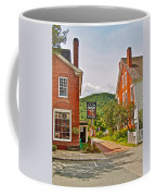 Prince And The Pauper Restaurant In Woodstock-vermont  Coffee Mug