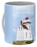 Prince Edward Island Lighthouse Poster Coffee Mug