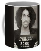 Prince Mug Shot Vertical Coffee Mug
