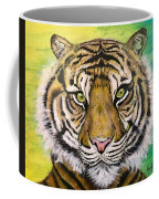 Prince Of The Jungle Coffee Mug