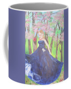 Princess In The Forest Coffee Mug