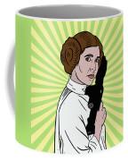 Princess Leia Coffee Mug