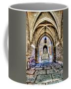 Princeton University Arches And Stairway To Education Coffee Mug