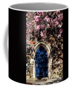 Princeton University Door And Magnolia Coffee Mug