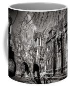 Princeton University Foulke And Henry Halls Archway Coffee Mug
