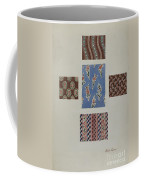 Printed Cotton Coffee Mug