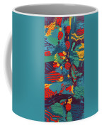 Printed Saltillo Coffee Mug