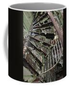 Prison Spiral Staircase Coffee Mug