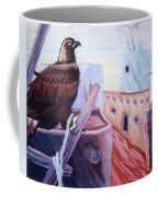 Prisoner Of Tradition-day Of Hopi Eagle Sacrifice Coffee Mug