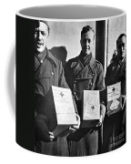 Prisoners Of War, C1942 Coffee Mug
