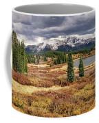 Pristine Mountain Lake Coffee Mug