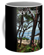 Private Beach Coffee Mug