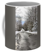 Private Country Road Coffee Mug