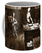 Private Eye Coffee Mug