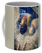 Prized Rooster Coffee Mug