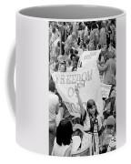 Pro-choice Rally, 1976 Coffee Mug