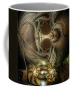 Probing Deception Coffee Mug