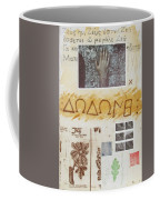 Procenemi Dodona, Oracle Of Zeus Coffee Mug