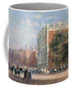 procession with Queen Victoria Coffee Mug