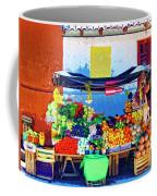 Produce Seller Coffee Mug