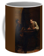 Professionals At Rehearsal 1883 Coffee Mug