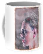 Profile Measured Coffee Mug