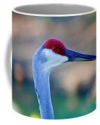 Profile Of A Sandhill Coffee Mug