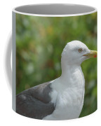 Profile Of Adult Seagull Coffee Mug