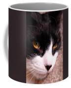 Profile Of Paws Coffee Mug