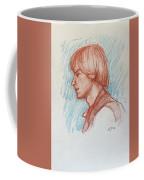 Profile Of Youth Coffee Mug