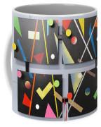 Progressiv Pop Art Msc 009 Coffee Mug