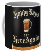 Prohibition: Repeal, C1933 Coffee Mug