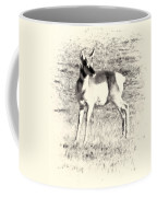 Pronghorn Angelope Coffee Mug