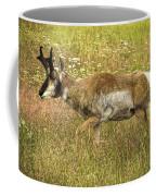 Pronghorn Antelope Coffee Mug