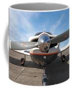 Piper Pa-32-300 Cherokee Six Prop  Coffee Mug