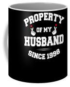 Propertyhusband 1998 Coffee Mug