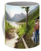 Prospector And Best Friend Coffee Mug