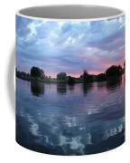 Prosser Pink Sunset 5 Coffee Mug