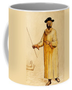 Protective Suit For Plague, 17th Century Coffee Mug