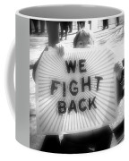 Protest Coffee Mug
