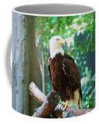 Proud Eagle Coffee Mug