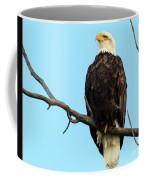 Proud Eagle Coffee Mug