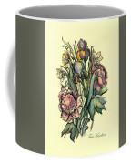 Proud Iris Coffee Mug
