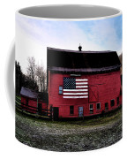Proud To Be American Coffee Mug