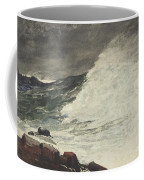 Prouts Neck Breaking Wave Coffee Mug