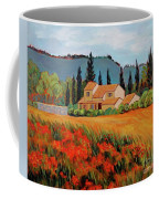Provence Villa Coffee Mug