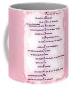 Proverbs 31 Acrostic Coffee Mug