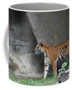 Prowling Tiger Coffee Mug